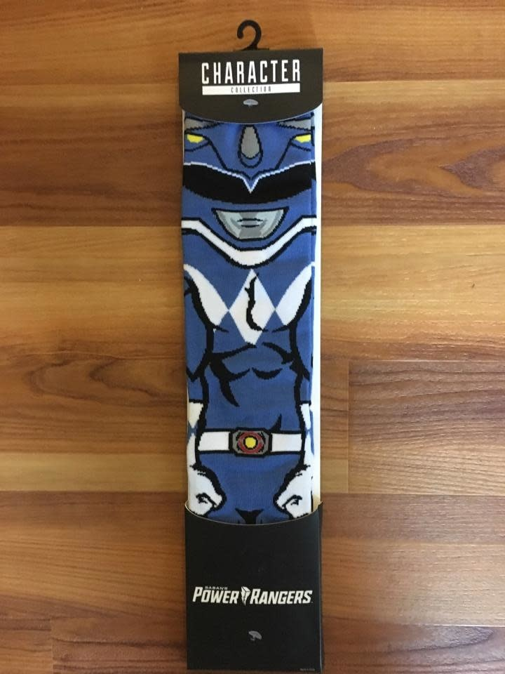 Blue Power Ranger 360