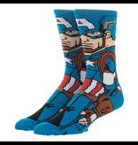Captain America 360 Mens Socks