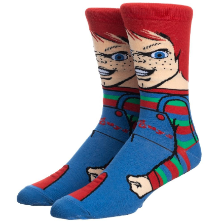 Chucky 360 Mens Socks