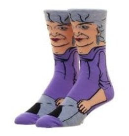 Golden Girls (Dorothy) 360° Socks