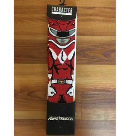 Red Power Ranger Socks