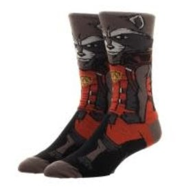Guardians of the Galaxy Rocket Racoon 360 Mens Socks