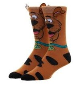 Scooby Doo With Ears Mens Socks