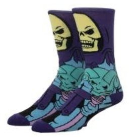 Master of The Universe Skeletor 360 Socks