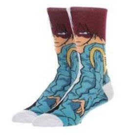 My Hero Academia Todoroki 360 Socks