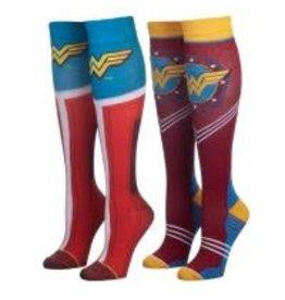 Wonderwoman 2 Pair Package  Socks