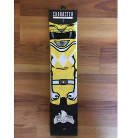Yellow Power Ranger 360 Socks