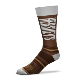 Hersheys Chocolate Bar Socks One Size Fits Most