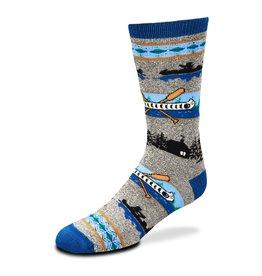 Canoe River Socks Womens