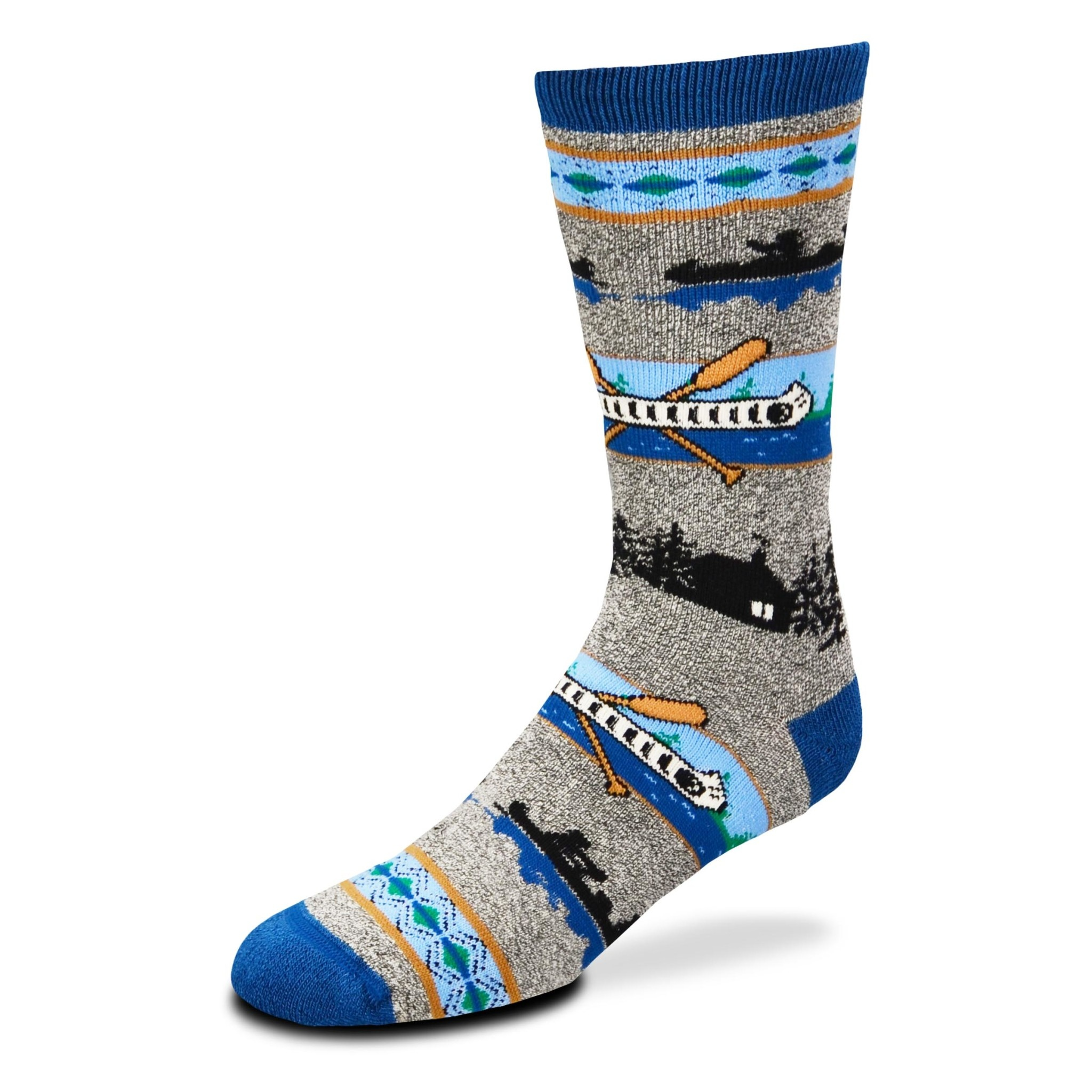Canoe River Socks Womens