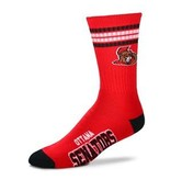Ottawa Senators Socks With Stripes