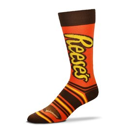 For Bare Feet Reese's Peanut Butter Cup Socks One Size Fits Most
