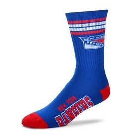 NHL New York Rangers Socks Mens