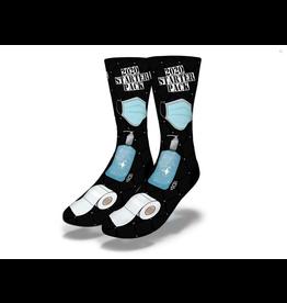 Savvy Covid 19 Starter Pack Kit Socks Men