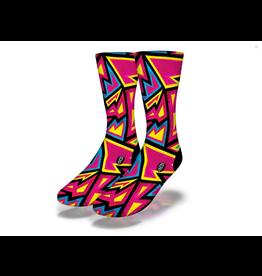 Savvy Graffitti Psychadellic Socks Women