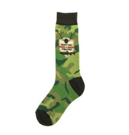 Foot Traffic Mens Hunting Socks