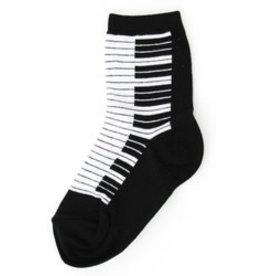 Foot Traffic Kids Piano Socks