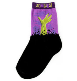 Foot Traffic Kids Zombie Socks