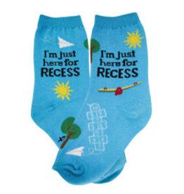 Foot Traffic Youth Recess Socks