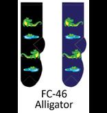 Foozy Alligator Womens Socks by Foozy