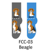 Foozy Beagle Socks Women
