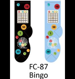 Foozy Bingo Womens Socks