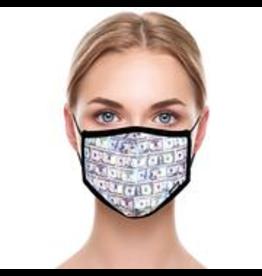 Odd Sox Odd Mask Adult Size - Cash Money