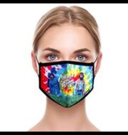 Odd Sox Odd Mask Adult Size - Cheech & Chong Tie Dye