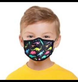 Odd Sox Odd Mask Kids Size - Dinosaurs
