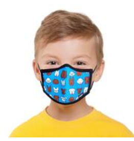 Odd Sox Odd Mask Kids Size - Doggos