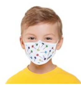 Odd Sox Odd Mask Kids Size - Lollipops