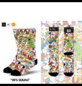 Odd Sox ODD SOX 90's Cartoon Squad Mens Socks