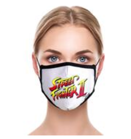 Odd Sox Odd Mask Adult Size - Street Fighter Rumble