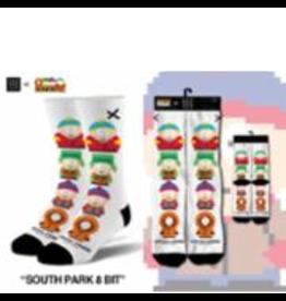 Odd Sox ODD SOX South Park 8 Bit Mens Socks
