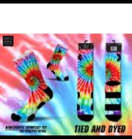 Odd Sox ODD SOX Tied and Died Mens Socks