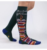 Sock it to Me Booked For The Weekend Womens Knee High Socks