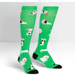 Sock it to Me Cone of Shame Womens Knee High Socks