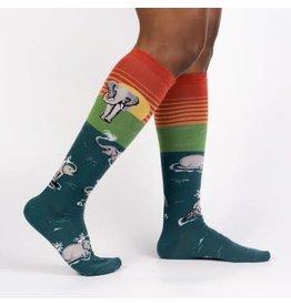 Sock it to Me Make A Splash Womens Knee High Socks