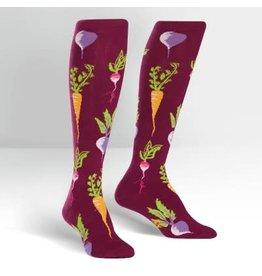 Sock it to Me Turnip The Beet Womens Knee High Socks