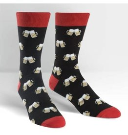 Sock it to Me Cheers! Beer Mens Socks