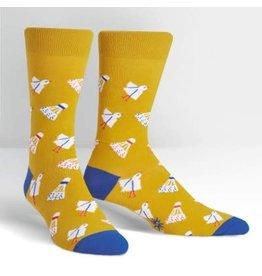 Sock it to Me Shuttle Sock Mens Socks