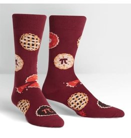 Sock it to Me Easy As Pie Mens Socks
