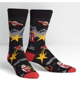 Sock it to Me ZAP! ZAP! Mens Socks