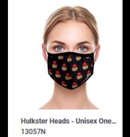 Odd Sox Odd Adult Mask Hulk Hogan Heads