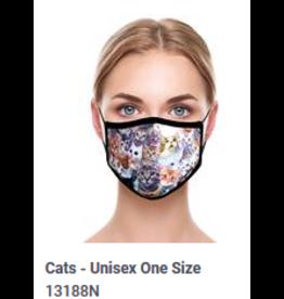 Odd Sox Odd Adult Mask Cats