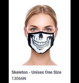Odd Sox Odd Adult Mask Skeleton