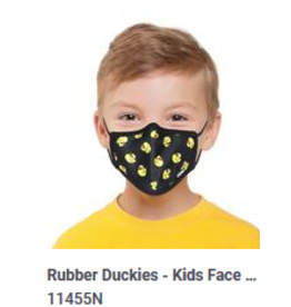 Odd Sox Odd Kids Mask Duckies
