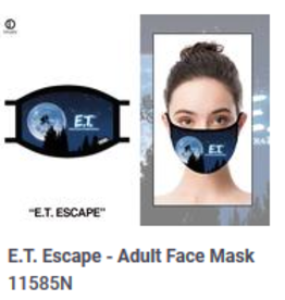 Odd Sox ODD Adult Mask E.T. Escape