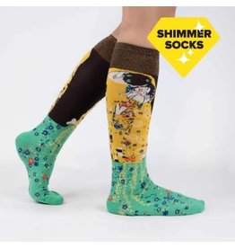 Sock it to Me The Kiss Womens Knee High Socks