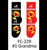 Foozy # 1 Grandma Socks Women